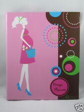 New Prego Planner-Award Winning Pregnancy Planner for Mom-Pink-Gift Idea