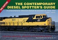 The Contemporary Diesel Spotter's Guide 2nd Edition [Railroad Reference, No 14]