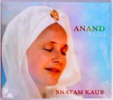 ANAND (Bliss) by Snatam Kaur 2006 Digipak CD (Spirit Voyage Music) >NEW<