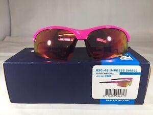 BBB Impress glasses glossy magenta (size small) BSG-48