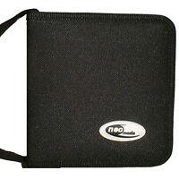 1 X Neo Media 48 Capacity CD DVD Wallet Nylon Storage Carry Case