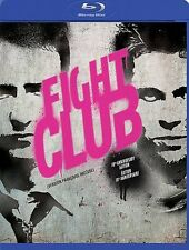 Fight Club (Blu-ray Disc, 2012, Canadian)