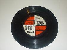 TOP SIX - No 28 - Rare 1966 UK 6-track 7'' single