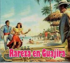 Rareza en  Guajira   Brand New Sealed    CD