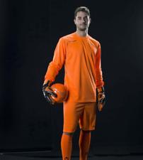 Uhlsport MATCH GK Longer Pads Top Shirt Soccer Goalkeeper Jersey BRIGHT NEON XXL