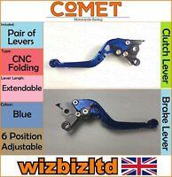 Ducati 900SS 1999-2002 [Pliable Extensible Bleu ] [ Comet Réglable Course