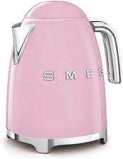 SMEG 50's Retro Style Kettle, PINK - KLF03PBUK