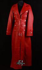 Normalgröße Damenjacken & -mäntel im Militärstil aus Leder