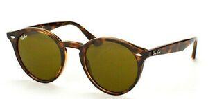 RAY BAN RB2180 710/73 ROUND Mens Womens  HAVANA BROWN Sunglasses Shades Frame