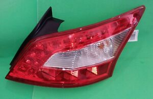 2009 2010 2011 OEM Genuine Nissan Maxima RH Passenger Tail Light