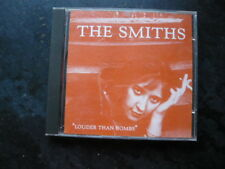 THE SMITHS  ~ LOUDER THAN BOMBS ~ 24 Trk CD ~ 1987 Rough Trade Lbl