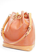 Auth Pre-owned Louis Vuitton Epi Bicolor Noe Shoulder Drawstring M44028 200049