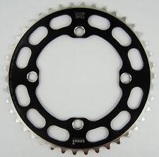 Porkchop BMX single speed bicycle Chop Saw I Chainring 42T 4 bolt 104 bcd BLACK
