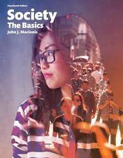 NEW - Society: The Basics (14th Edition) by Macionis, John J
