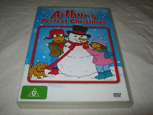 Arthur's Perfect Christmas - VGC - DVD - R4