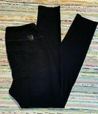 JAG Jeans Black Pull On Leggings Sz 8 29 Jegging