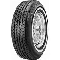 4 New Maxxis MA-1 185/80R13 90S A/S All Season Tires