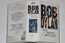BOB DYLAN -The 30th Anniversary Concert Celebration- 2 x VHS-Kassette