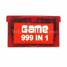499 in 1 Video Game Cartridge Card for Nintendo GBA Series Consoles