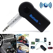 Receptor Bluetooth De Audio Car Kit Hogar Casa Coche 3.5 Mm AUX Adaptador