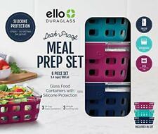 Ello 6-Pc. Meal Prep Starter Set