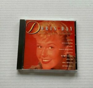 The Doris Day  -  The Hit Singles Collection  -  Columbia CD