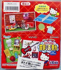 Sanrio Hello Kitty Club  Activities Box Set - Re-ment   , #ok