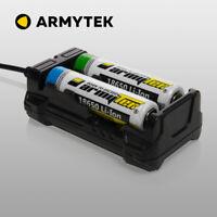 Kompakt USB Akku Ladegerät Armytek Handy C2 VE mit Powerbank-Funktion