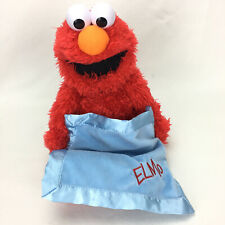GUND Sesame Street Talking Elmo Red Plush Plays Peekaboo Stuffed Animal Toy