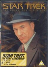 Star Trek The Next Generation TNG 4 DVD