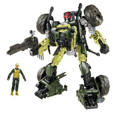 Transformers Mech Tech Sandstorm + Private Dadcliff Action Figure New