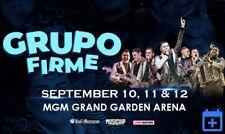 Grupo Firme tickets (3 Tickets)