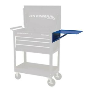 Metal Wall Mounted Mount Folding Shelf Table Roller Cart Cabinet TRAY Add On