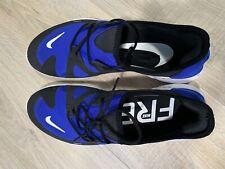 Nike Free RN Run 5.0 Mens Racer Blue/Black Minimalist 3.0 Zoom Air Size 10.5