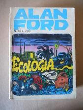 ALAN FORD n°40  [Q30D] - BUONO
