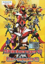 Samurai Sentai Shinkenger vs. Go-Onger: GinmakuBang!! (2010) English Sub _ DVD