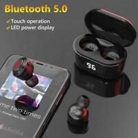 Mini A6 TWS Wireless Bluetooth 5.0 HiFi-Stereo-Kopfhörer und digitale W2F5