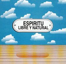 "Espiritu: ""libre y natural"" (CD)"