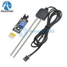 Soil Humidity Hygrometer Moisture Sensor Detector Withcorrosion Resistance Probe