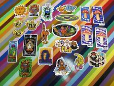 vtg  2000s Flip skateboards sticker - early mid late 90's Tom Penny
