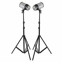 Neewer 2 pieces 6.23 Feet Photo Video Tripod Light Stand for Studio Light Kit