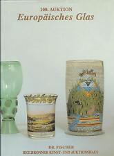 Katalog:   Spezialversteig. Glas  16/17.-20.Jhd.,   Fischer HN ,Nr 100 3/97