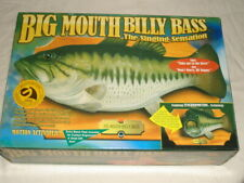 Gemmy Big Mouth Billy Bass Singing Fish