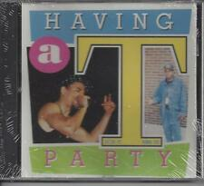"KING TEE/ICE-T  ""Having a ""T"" Party""  NEW SEALED RAP/HIP-HOP CD"