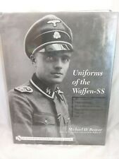Uniforms Of The Waffen-ss Three Volume Set