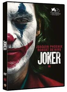 Joker DC Film Dvd Joaquin Phoenix Robert De Niro 6 Febbraio 2020 Italiano