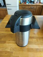 Olympia Pump Action Airpot / Thermos / Hot Water Container 3 litre - [K636]