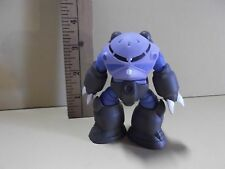 """#A926 Unknown Anime 4""""in  Blue Robot Figure w/Spike Claw Hands"""