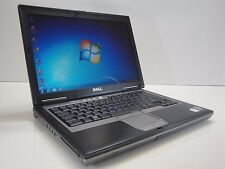 DELL LATITUDE D620 Laptop - 2.00 Ghz, 80GB HD, 2GB RAM, WIN 7 PRO, DVD, WiFi