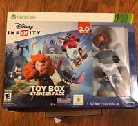 Disney Infinity Toy Box Starter Pack 2.0 Xbox 360
